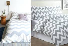 Red And Yellow Duvet Covers Gray And White Chevron Quilt Quilts Gray And White Chevron Duvet