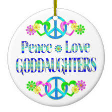 Goddaughter Christmas Ornaments Goddaughter Gifts Goddaughter Gift Ideas On Zazzle Ca