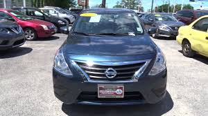 nissan versa fuel type used one owner 2017 nissan versa s plus chicago il western ave