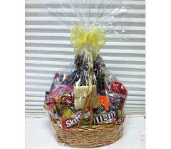 candy basket delivery gift baskets delivery new ct the blossom shop