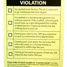 funny parking tickets to print pictures to pin on pinterest