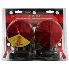 blazer led trailer lights blazer international led magnetic trailer towing light kit