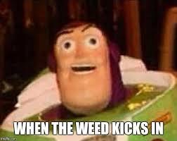 Buzz Lightyear Memes - buzz lightyear is beyond infinity right now imgflip