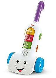 Price Of Vaccum Cleaner Amazon Com Fisher Price Laugh U0026 Learn Smart Stages Vacuum Toys