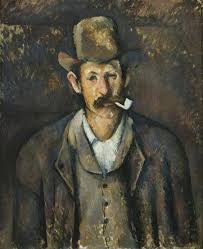Madame Cezanne In A Red Armchair Cézanne Portraits National Portrait Gallery London Review No