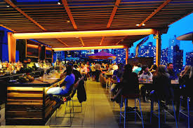 Top 10 Rooftop Bars New York 10 Top Hotel Rooftop Bars Ranked By Trip Data Uber Blog