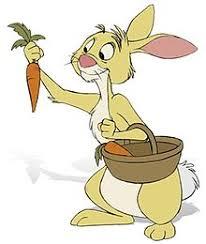 rabbit winnie pooh
