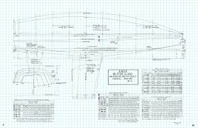 Model Boat Plans Free by Model Boat Compendium Line Drawing And Templates Plans For