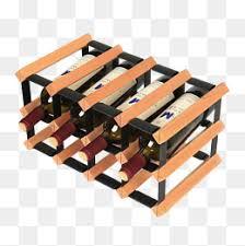 oak racks product in kind wine racks wine rack png image for