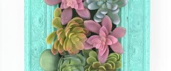 diy vertical succulents garden wall hanging the homespun hydrangea
