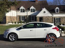 gas mileage for 2014 ford focus ford focus