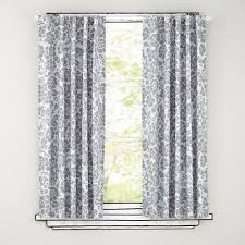 Blackout Curtains Gray Gray Curtains And Drapes Decorate The House With Beautiful Inside