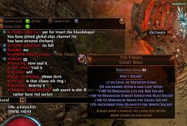 best rings poe images Warbands new unique ring the pariah pathofexile jpg