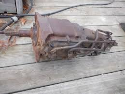 saginaw 4 speed transmission ebay