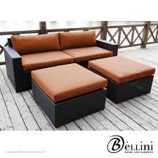 sofa bali bali seating sofa and ottoman set w77304 bellini