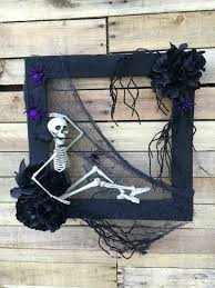 skeleton halloween decorations wreaths door wreaths front door wreaths halloween wreaths
