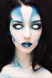Butterfly Halloween Makeup by Dark Mermaid Makeup Ideas Scariest Halloween Makeup For Day Black