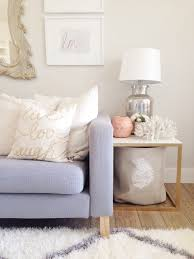 White Furniture Paint 20 Gorgeous Ikea Hacks You Can Make With A Can Of Gold Spray Paint