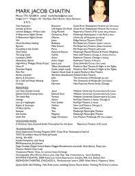 Special Skills Theatre Resume Top Dissertation Hypothesis Ghostwriters Websites Au Essays On