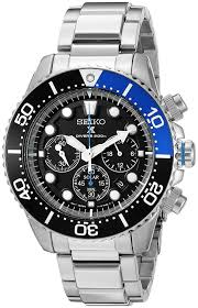 amazon black friday japan amazon com seiko men u0027s ssc017 prospex analog japanese quartz