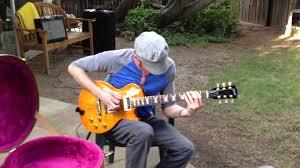 jake cinninger plays gary moore u0027s guitar in otis taylor u0027s backyard