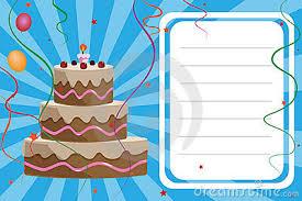 happy birthday invitation cards cloveranddot com