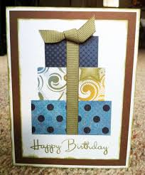 playing with paper scrapbooks cards u0026 diy masculine birthday
