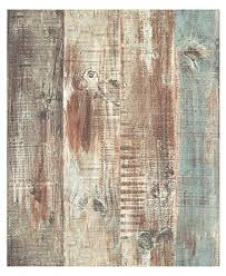 famibay vintage wood panel wallpaper rolls distressed wooden