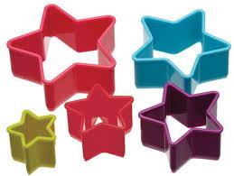 plastic cookie cutter