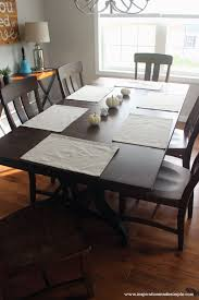 rustic dining room tablescape inspiration made simple