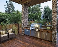 20 outdoor kitchens and grilling stations hgtv patio grill design