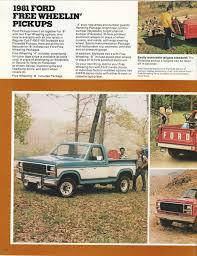 1981 pickup brochure gary u0027s garagemahal