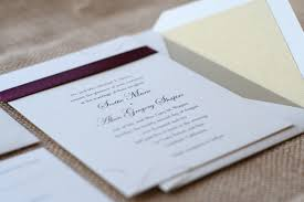 simple elegant wedding invitation iidaemilia com