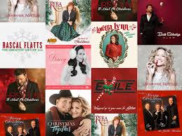 christmas photo albums christmas is coming from reba loretta to garth trisha