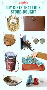 9 diy gifts that look store bought babble
