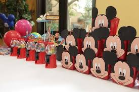 mickey mouse favor bags cumple mickey mickey mouse party favor bags ideas de