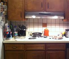 kitchen backsplash cheap cheap way to cover ur kitchen backsplash tile hometalk