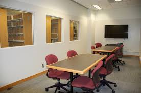 new group study room for law students law library