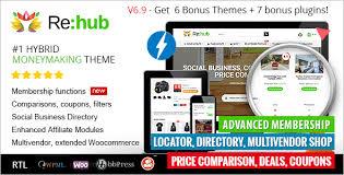 20 best coupon wordpress themes free u0026 premium templates