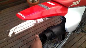 honda xr100 exhaust best exhaust 2017