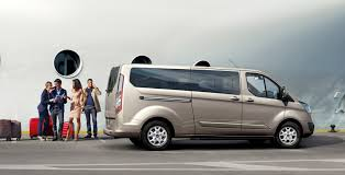 ford commercial ford tourneo custom commercial van makes debut