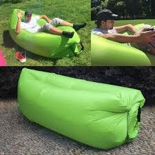 canap hamac air bag gonflable hamac chaise hangout canapé lit canapé dormir