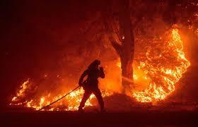 Wildfire California 2016 by California Wildfires The Boston Globe
