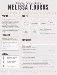 marvelous design interesting resume templates enjoyable ideas