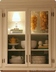 Kitchen Cabinets With Glass Doors In - Kitchen cabinet with glass doors