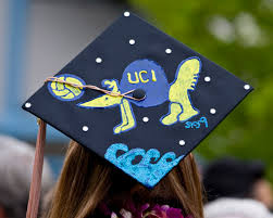 graduation cap decorations find the best mortarboard cap ideas from these past graduation photos