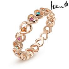 aliexpress buy brand tracyswing rings for women buy rings gold plated women and get free shipping on aliexpress