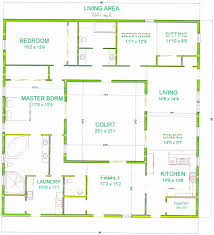 courtyard house designs homey design 4 courtyard house plans style