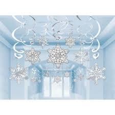 snowflake party ebay