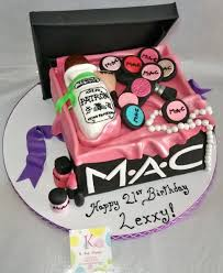birthday tequila little gift box black with purple bow mac makeup cake some of the